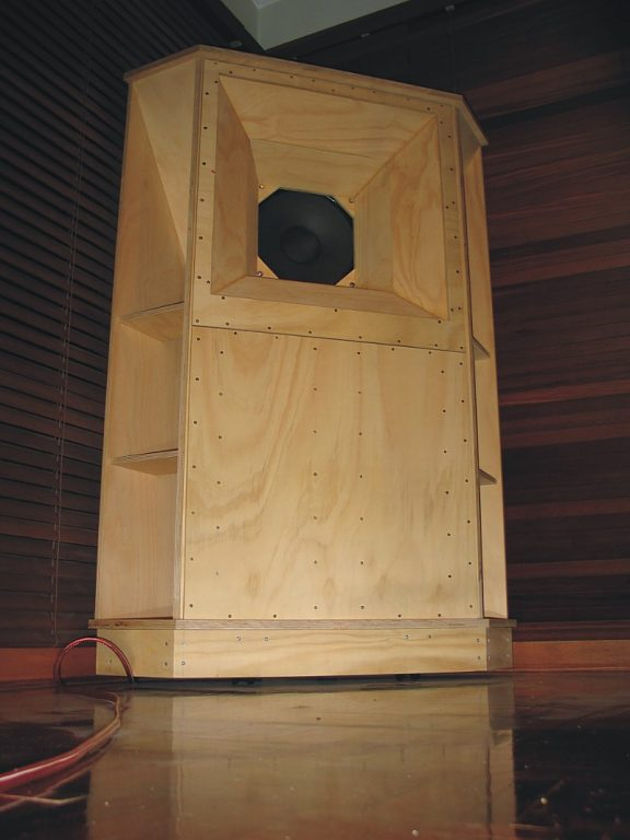 Tannoy Monitor Gold Autograph